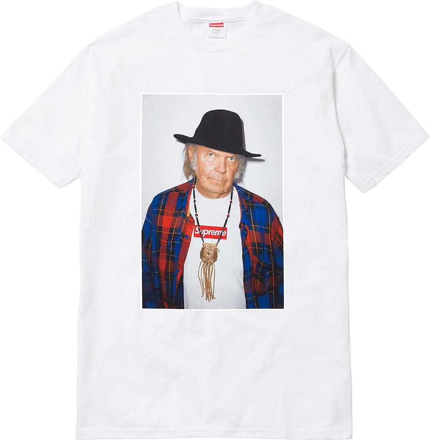 Supreme Neil Young Tee