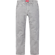 Washed Grey Slim Jean