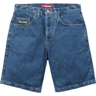 Denim Skate Short