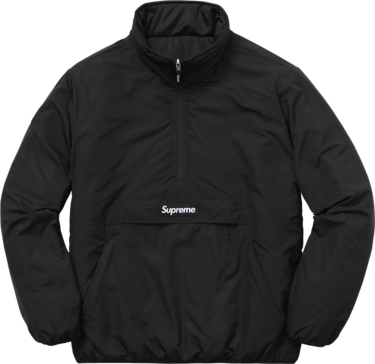 Supreme Reversible Pullover Puffer