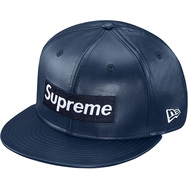 Leather Box Logo New Era®