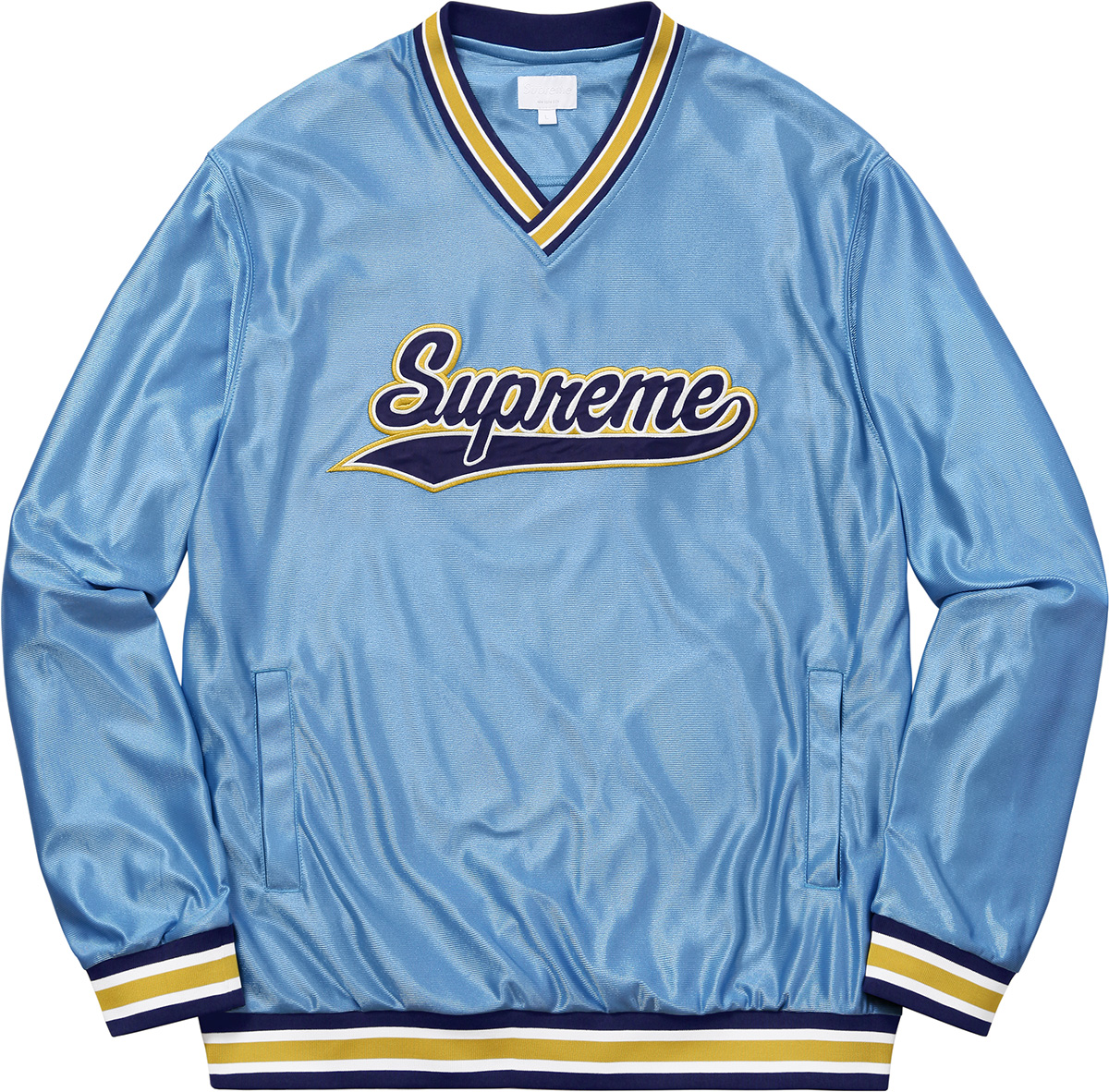 Supreme Baseball Warm Up Top