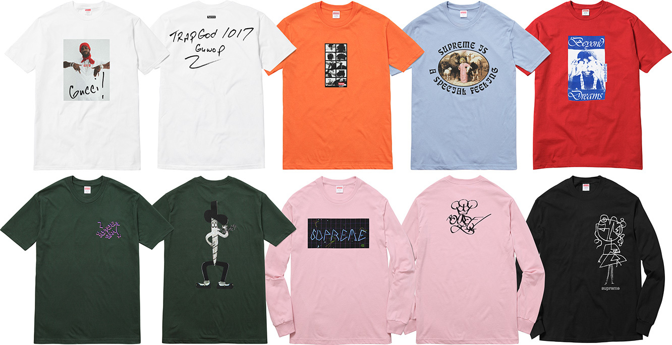 Supreme  What Drops Now