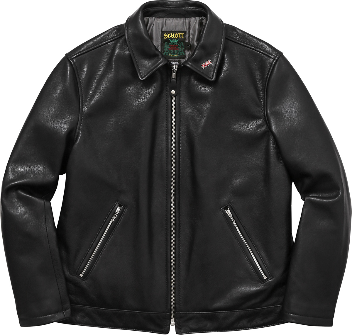 Supreme Supreme®/Schott® Leather Work Jacket