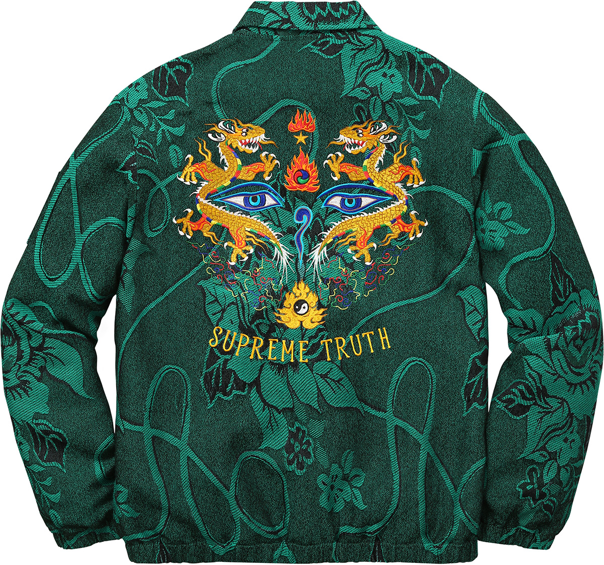 Supreme Supreme Truth Tour Jacket