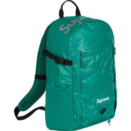 Dark Teal supreme: backpack - dark teal