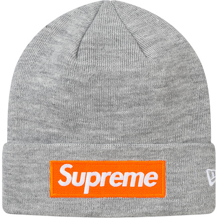 New Era® Box Logo Beanie