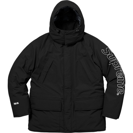 700-Fill Down Taped Seam Parka