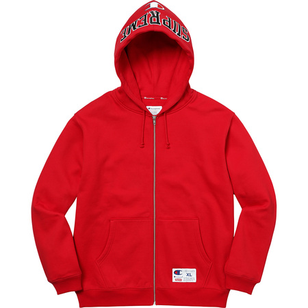 Supreme®/Champion® Arc Logo Zip Up Sweat