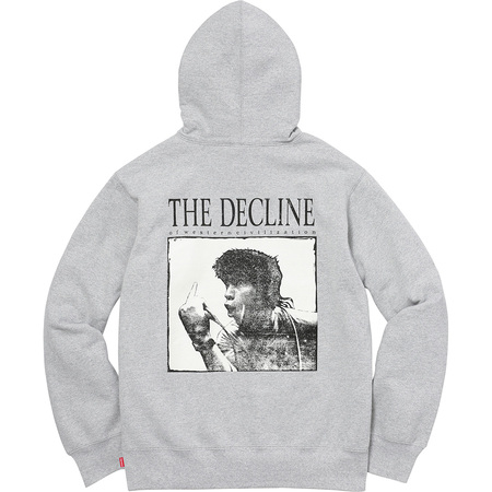 Decline Hooded Sweatshirt