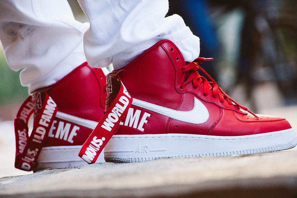 air force 1 supreme high