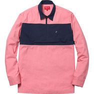 Canvas Pullover Shirt