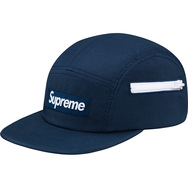 Side Zip Camp Cap