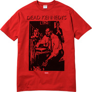 Supreme/Dead Kennedys®<br>Too Drunk To Fuck Tee