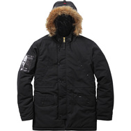 Cotton Ripstop N-3B Parka