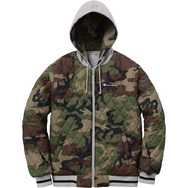 Champion®/Supreme Reversible Hooded Jacket