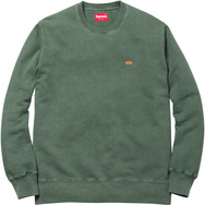 Over Dyed Crewneck