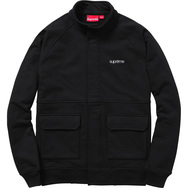 Fleece Warm Up Jacket