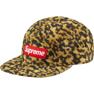 Supreme/Liberty® Leopard Cord Camp Cap