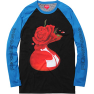 Melting Rose Raglan