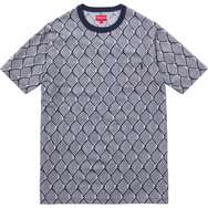 Chain Link Pocket Tee