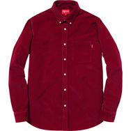 Heavy Corduroy Shirt