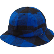 Buffalo Check Bell Hat