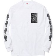 Supreme/H.R. Giger<br>Birth Machine L/S Tee