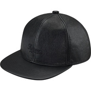 Leather Script Logo 6-Panel