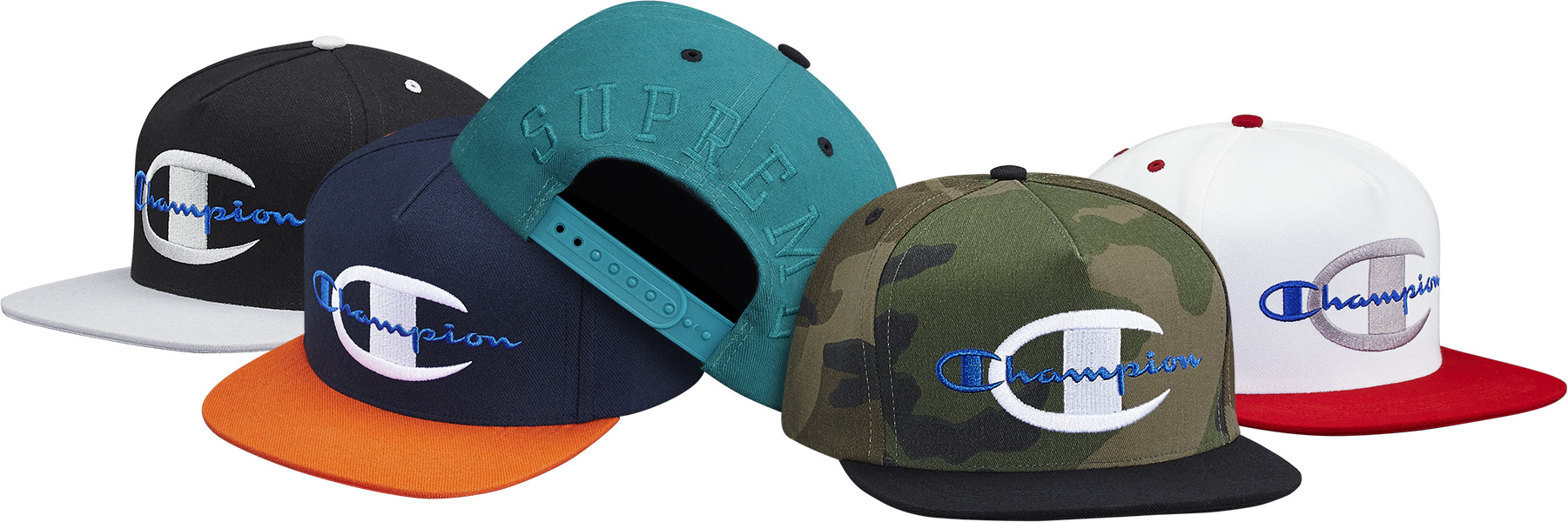 Supreme Supreme/Champion® Back Arc 5-Panel