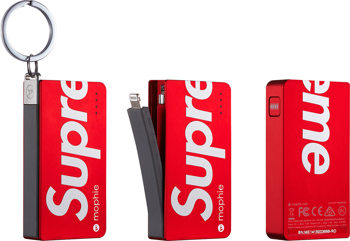 Supreme Supreme/Mophie® Power Reserve