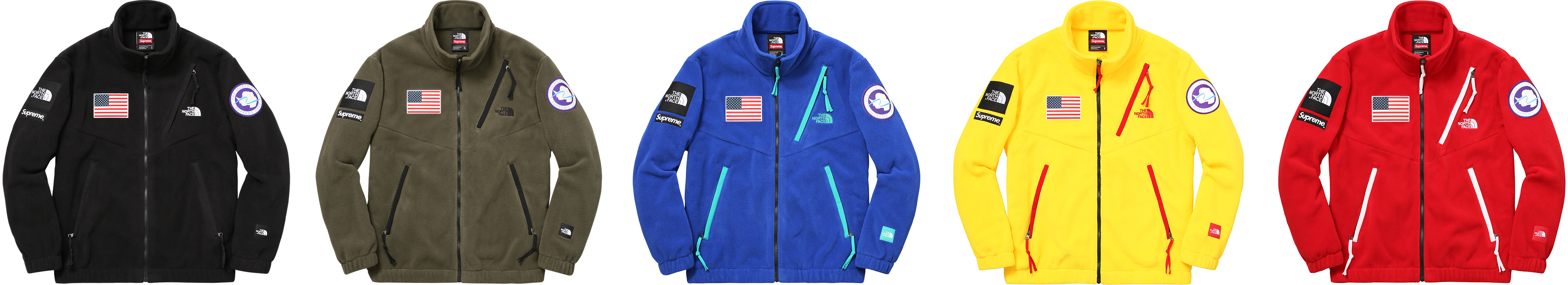 35c698eed WTB: SUPREME THE NORTH FACE FLEECE JACKET ANY COLOR : supremeclothing