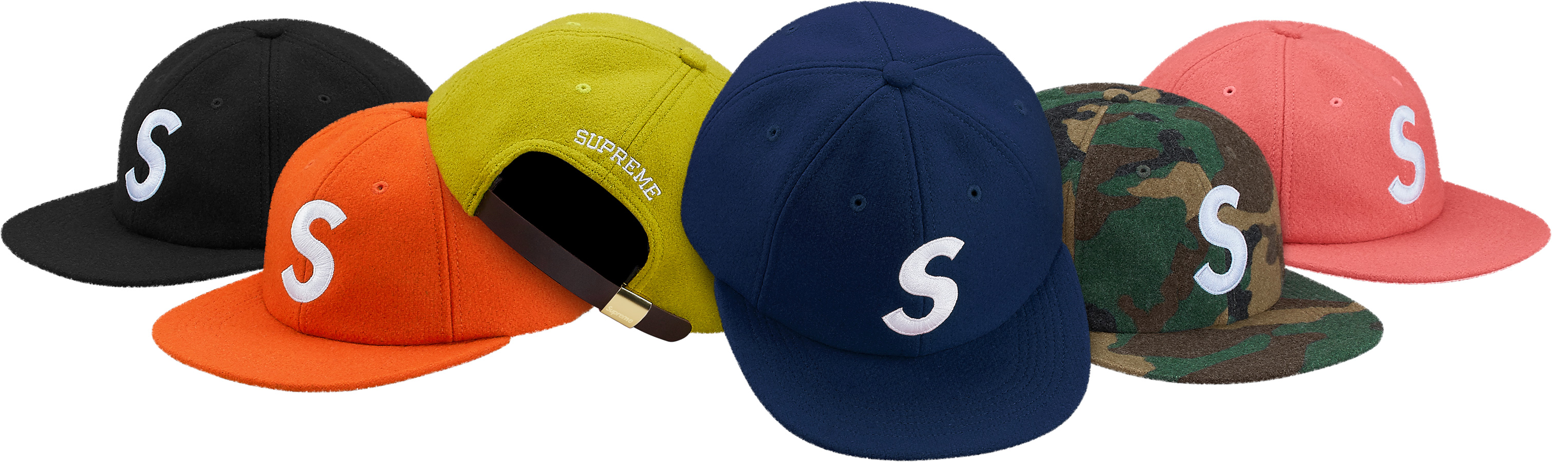 ac39f4c3ce9 HYPE5.PL • View topicSupreme Painted Floral Camp Cap i Wool S Logo 6 ...